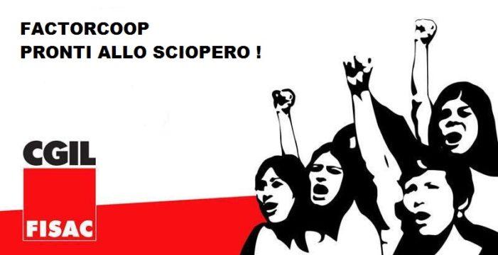 Factorcoop : storia di una mobilitazione annunciata