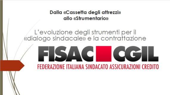 UMBRIA – FISAC CORSO DI FORMAZIONE DEL 24/01/2020