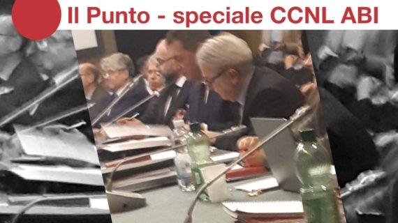 Il Punto del Segretario Generale: speciale firma CCNL del credito