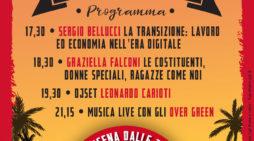 Lazio – La Fisac Cgil in festa – 28 Giugno 2019