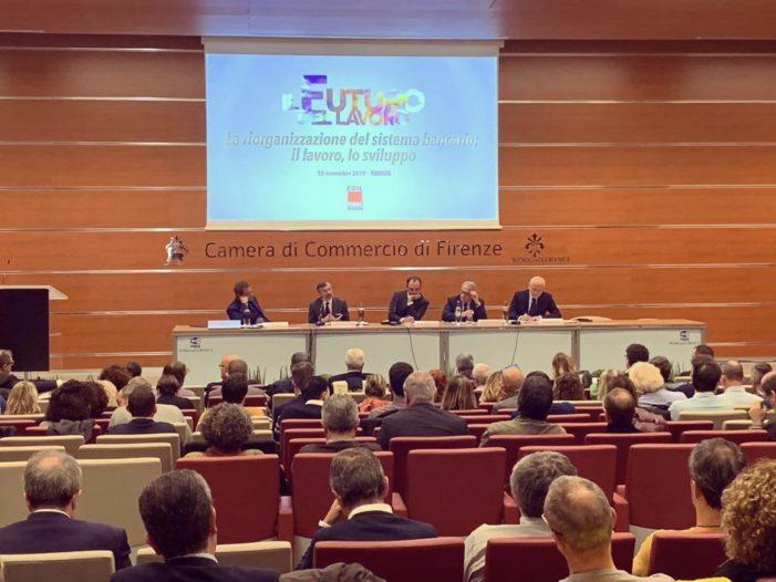 In pieno svolgimento la Festa itinerante della FISAC Toscana