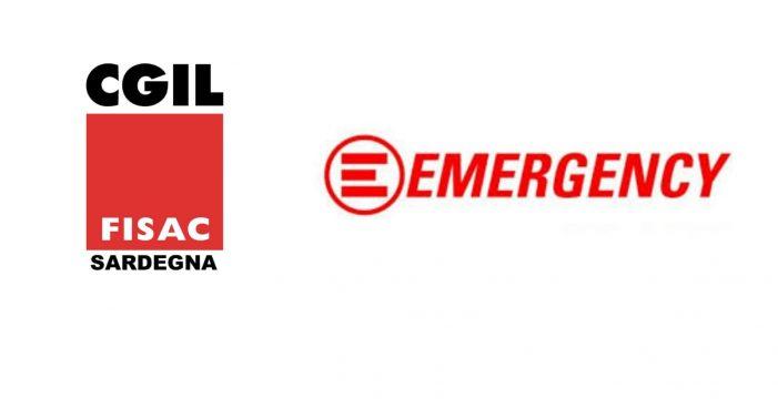 La Fisac Sardegna sostiene Emergency