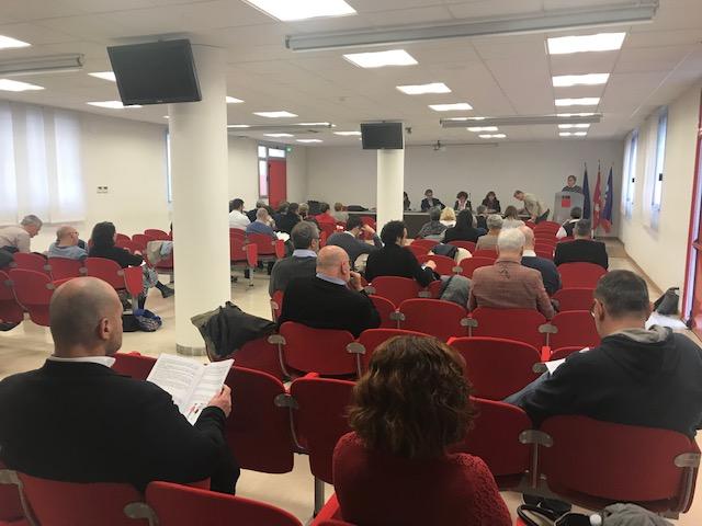 CCNL: attivo dei delegati del Veneto