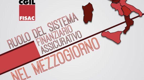 Il ruolo del sistema finanziario assicurativo nel Mezzogiorno