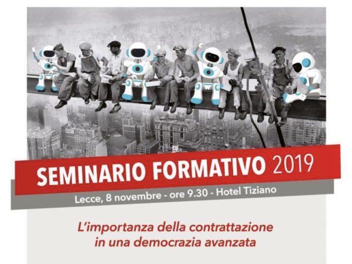 Lecce: L'importanza della contrattazione in una democrazia avanzata