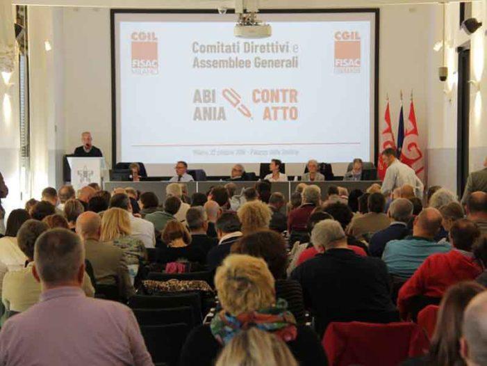 Assemblea e Comitato direttivo Fisac Milano e Lombardia – Fotogallery