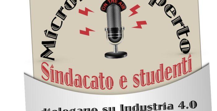 Microfono Aperto Sindacato e Studenti