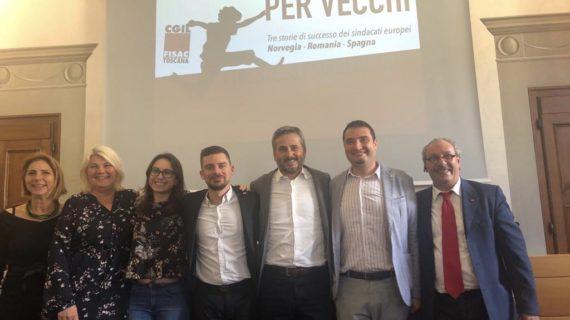 Toscana: Non è un sindacato per vecchi!