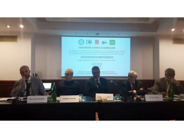 CCNL ABI: la piattaforma presentata alla stampa