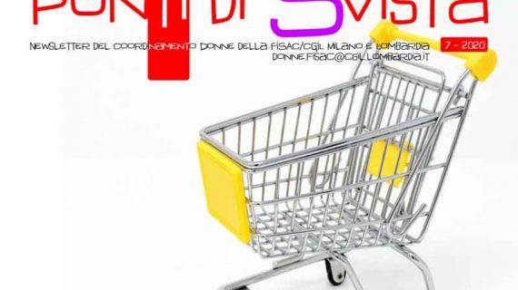 Donne Lombardia: Punti di Svista n. 7/2020