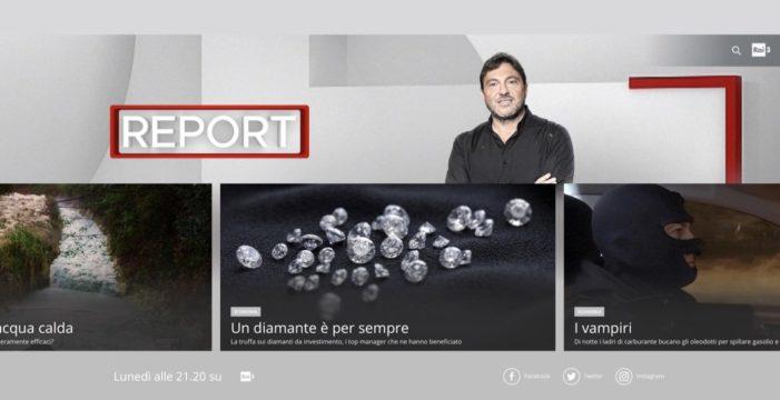 """Banco Bpm: stasera a Report """"Un diamante è per sempre"""" – Rassegna Stampa"""