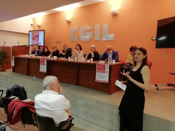 """Napoli: """"Ricominciamo da noi"""" – foto Gallery ed intervista a Susanna Camusso"""