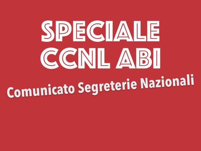 CCNL ABI: i punti salienti del nuovo contratto nel comunicato delle Segreterie Nazionali