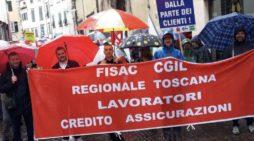 Banco Bpm, la foto gallery dello sciopero