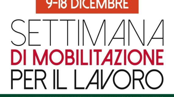 Lavoro: Cgil, Cisl, Uil indicono settimana di mobilitazione