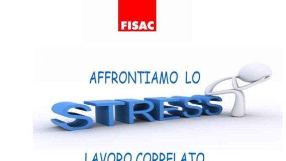 Fisac Pesaro/Urbino: iniziativa su stress lavoro correlato