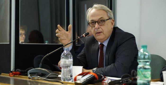 Giuliano Calcagni interviene su Rai 1