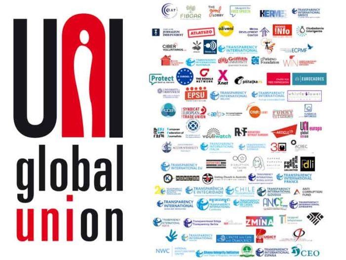 UNI Global: protezione degli informatori durante la crisi COVID-19 e oltre
