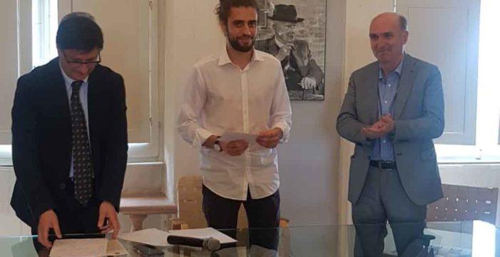 """Università di Urbino: convegno di premiazione """"Concorso di Idee"""""""