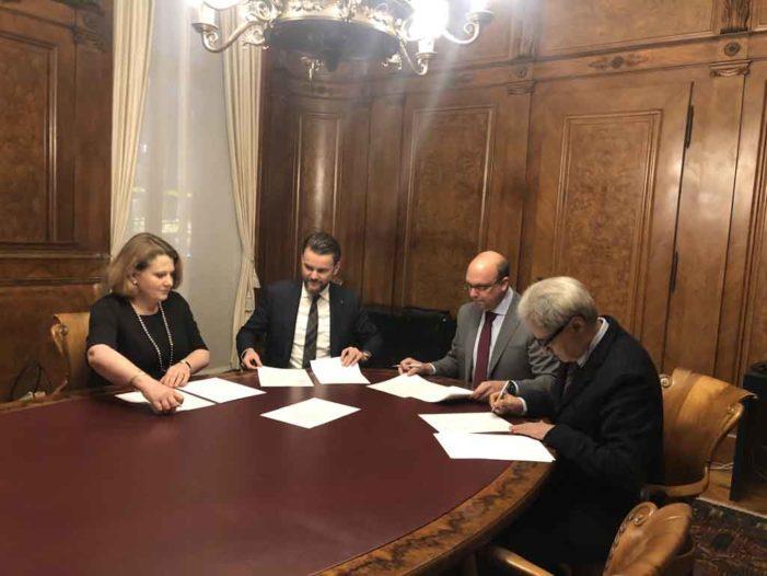 Gruppo Credit Suisse: firmato nuovo Accordo CAE