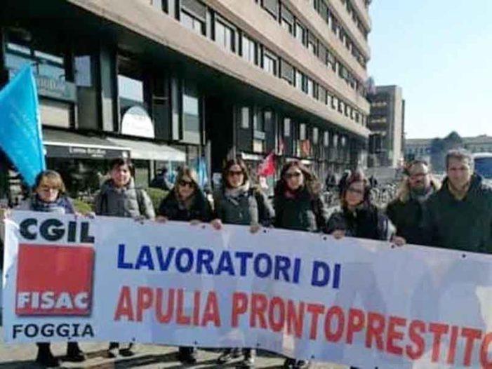 Apulia: prontoprestito senza futuro