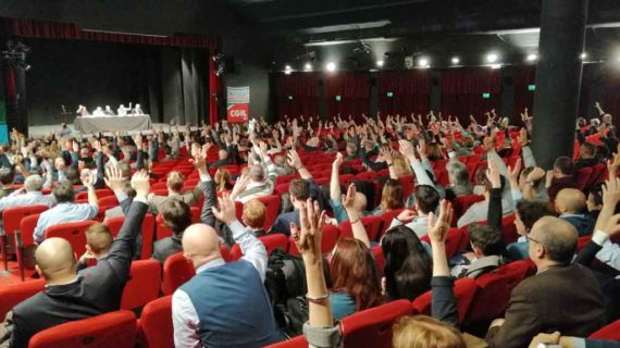 Assemblee unitarie ABI a Trieste