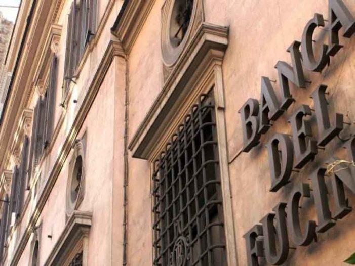 Banca del Fucino: incontro con i vertici di Igea Banca