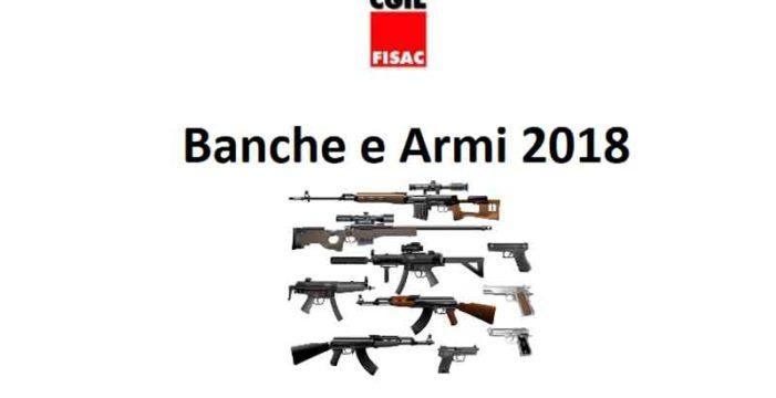 Banche e Armi 2018