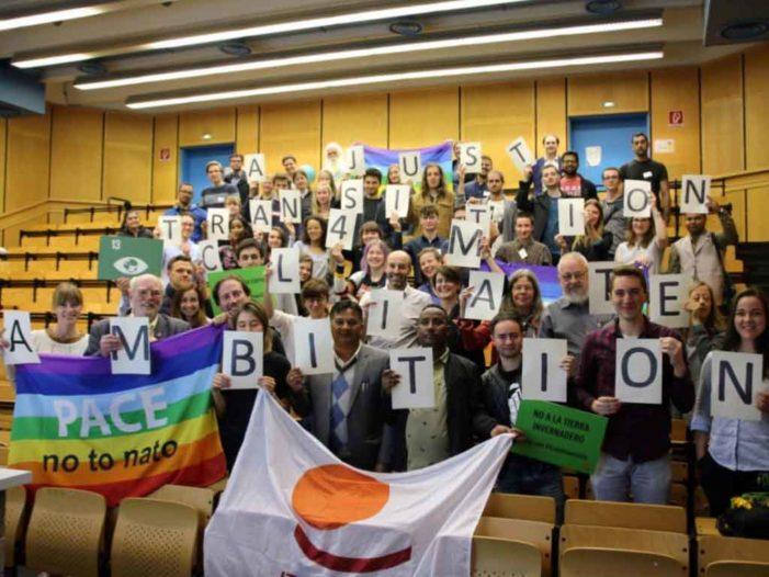 Berlino: IPB – ITUC World Youth Summit
