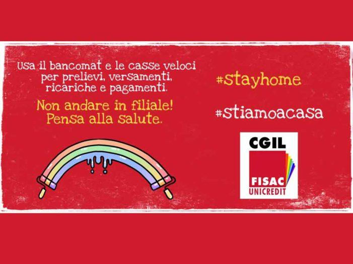 #iorestoacasa e Decreto 'Cura Italia'