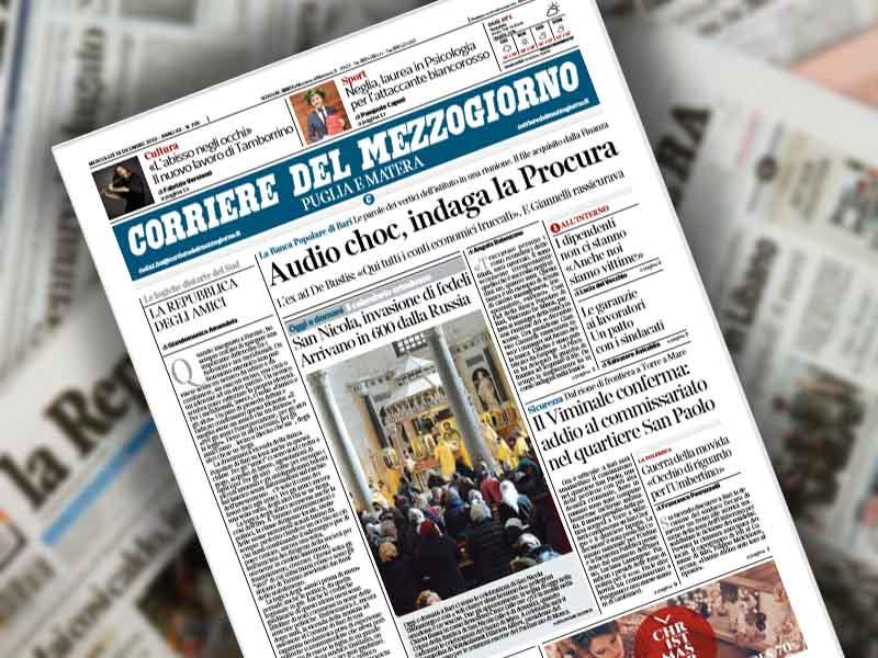 Popolare di Bari: inaccettabile campagna denigratoria
