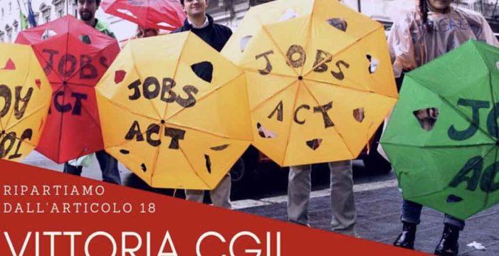 Comitato Europeo dei Diritti Sociali: vittoria CGIL