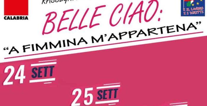 """Belle Ciao: """"A fimmina m'appartena"""""""