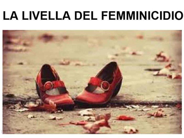 Banca d'Italia: la livella del femminicidio