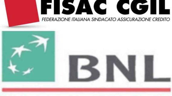 Congresso Fisac BNL: il documento politico
