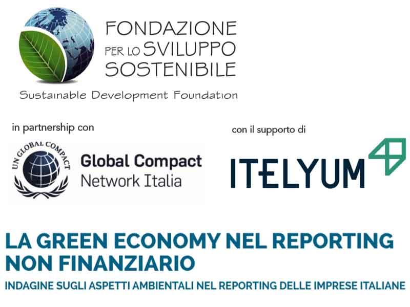 La green economy nel reporting non finanziario