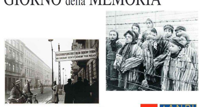 27 gennaio: Giorno della Memoria 2020