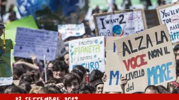 La Cgil aderisce al terzo Global Climate Strike