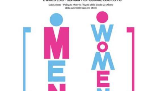Milano, 8 marzo: iniziativa per Giornata Internazionale della Donna