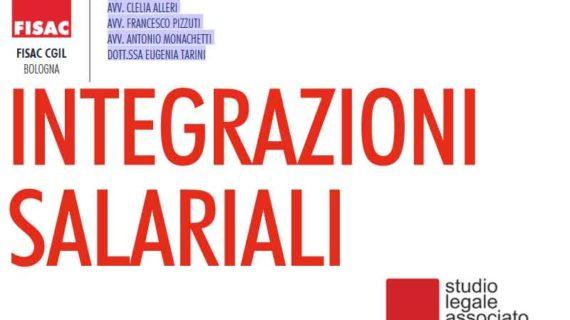 Fisac-Cgil Bologna: le integrazioni salariali