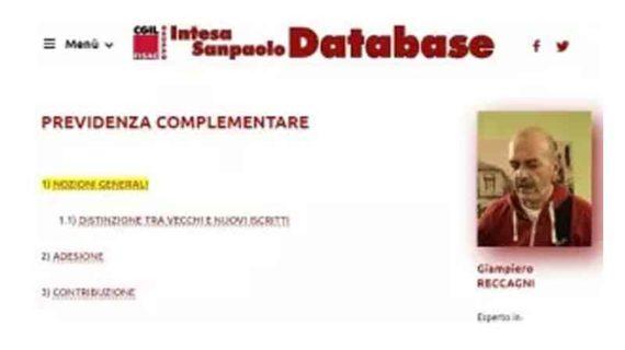 Intesa Sanpaolo: aggiornamento guida previdenza complementare