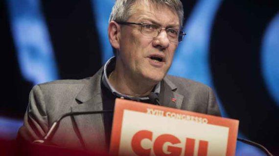 Landini «Una grande manifestazione, per un vero cambiamento»