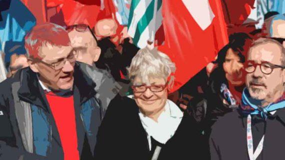 Manovra: Landini, Furlan e Barbagallo, avviare vero confronto a Palazzo Chigi