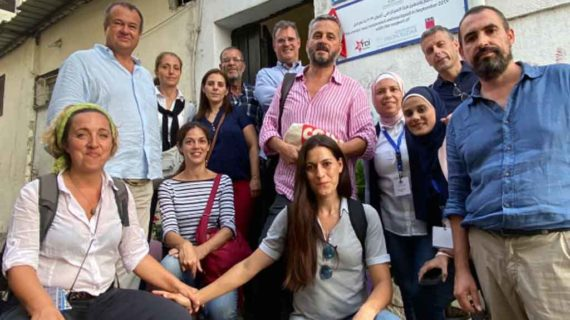 Report missione Libano 27 settembre – 1 ottobre: visita al Centro di Bab et Tebbaneh (Tripoli)