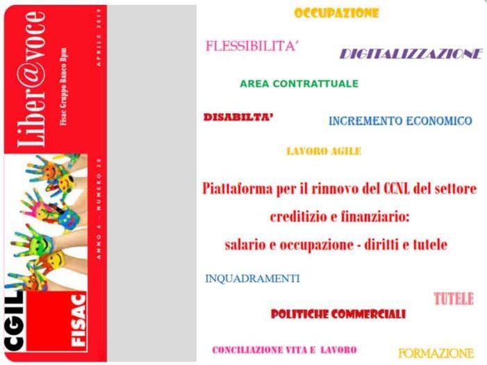 "Banco BPM: ""Liber@voce"" n.20"