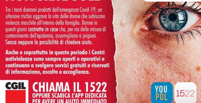 Fisac Bologna: Centri Antiviolenza aperti e operativi