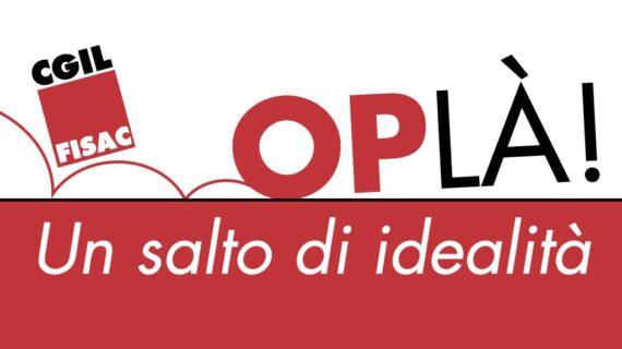 Oplà – n. 2 – Serve un nuovo contratto