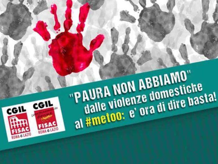"Evento a Roma: ""Paura non abbiamo"""