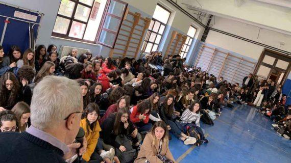 Microfono Aperto Sindacato e Studenti – La fotogallery