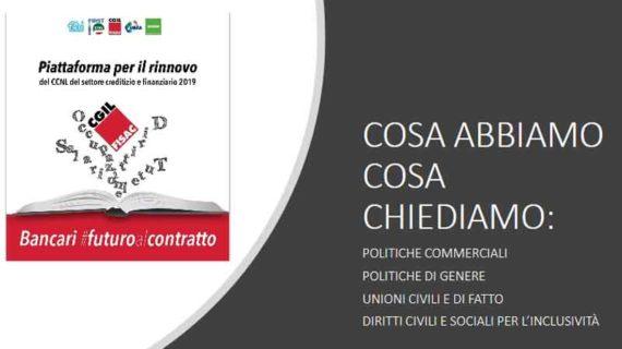 Piattaforma CCNL 7, politiche commerciali e diritti sociali
